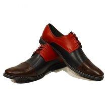 Modello Celestino - 43 EU - Handmade Colorful Italian Leather Oxfords Unique ... - $149.00
