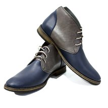 Modello Parella - 42 EU - Handmade Colorful Italian Leather Unique High Boots... - $149.00