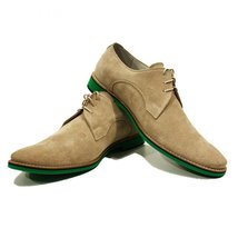 Modello Arrigo 2 - 42 EU - Handmade Colorful Italian Leather Oxfords Uni... - $149.00