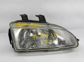 1992 - 1995 Honda Civic Passenger Right Headlight Lamp Lens Assembly - $33.05