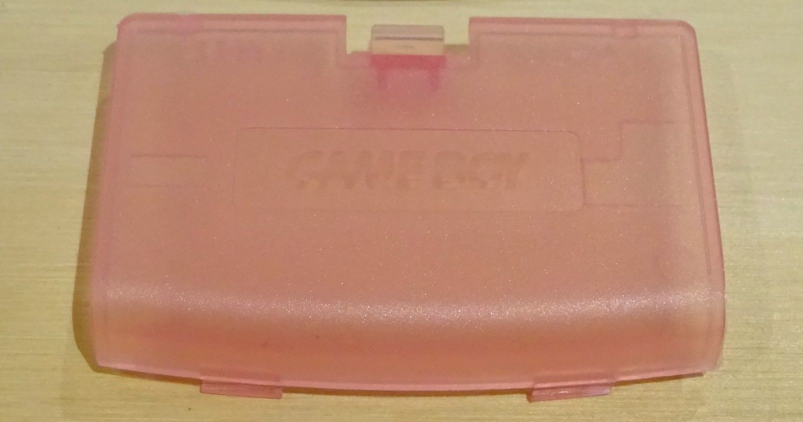 New PINK Battery Cover for Game Boy Advance System - GBA Door Lot of 25