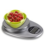 Mosiso - Pro Digital Kitchen Food Scale, 1g to ... - $11.99