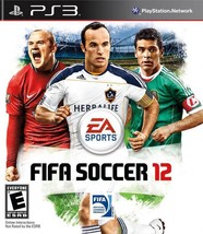 FIFA Soccer 12 PS3 Great Condition Complete Fast Shipping - $6.24