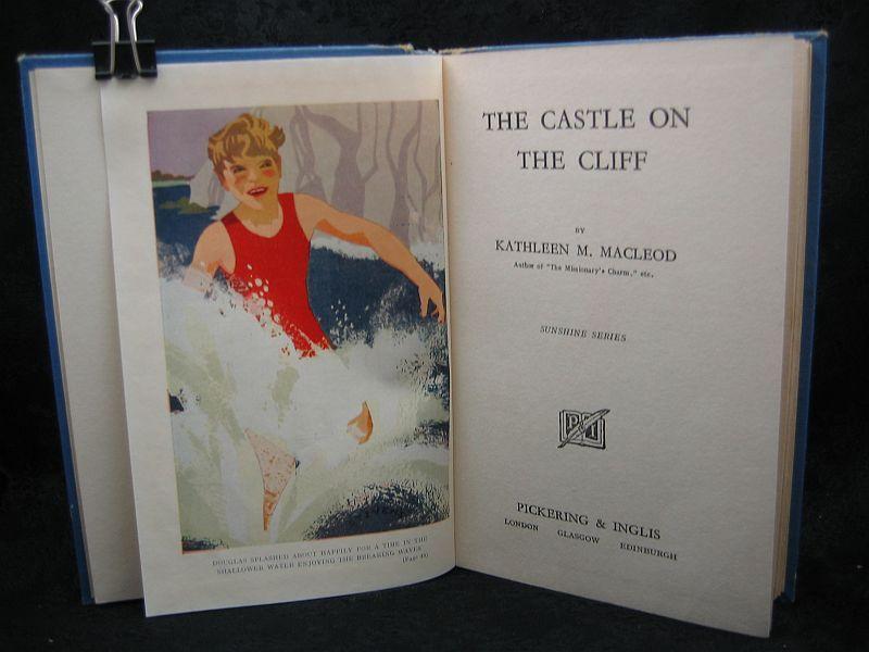 The Castle on the Cliff Kathleen M. Macleod Sunshine Series