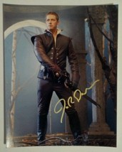Josh Dallas Hand Signed 8x10 Photo COA Once Upon A Time Prince Charmming - $39.99
