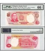Philippines 50 Piso, 1949 (ND 1969), P-146b, UN... - €17,89 EUR
