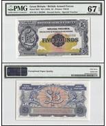 Great Britain (UK) 5 Pounds, ND 1958, P-M23, UN... - $67.91 CAD