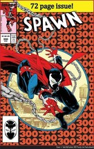 "Image Comics SPAWN #300 ""Amazing Spider-man Variant Cover J Parody NM Mc... - $16.98"