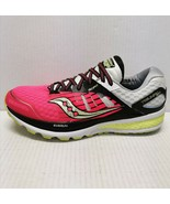 Saucony Triumph ISO 2 Women's Running Shoes Pink/ Grey Size 10.5 (M) S10... - $69.29