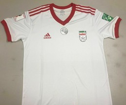 IRAN's Replica National Team Jersey -Team Melli 2019,White,  XL - $34.99