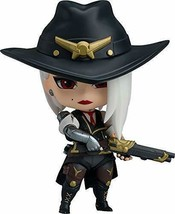 Nendoroid Overwatch Ash Classic Skin Edition ABS & PVC movable figure - $143.48