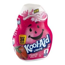Kool-Aid Strawberry Flavor Enhancer Liquid Drink Mix - $8.50