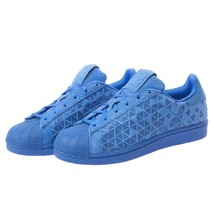 Adidas Originals Superstar Blue Grade Schools Kids Sneakers AQ8189 - $49.95
