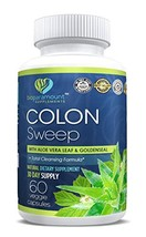 Colon Cleanser & Detox Weight Loss Pills - 15 Day Effective Detox Cleans... - $15.84