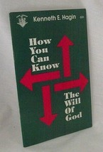 How You Can Know Will God Kenneth Hagin Christian Booklet Gospel 1975 Sc... - $9.89