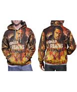 hoodie men's zipper ROMAN REIGNS - $48.99