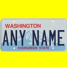 1/43-1/5 scale custom license plates any brand RC/model car - Washington... - $11.00