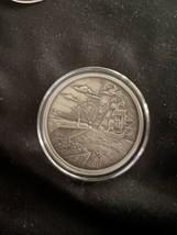 ANTIQUED 2015 FINDING SILVERBUG ISLAND #1 REDDIT 1 oz .999 SILVER ROUND ... - $64.34
