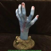 Life Size SEVERED ZOMBIE HAND Halloween Ghoul Groundbreaker Prop Yard De... - $10.86
