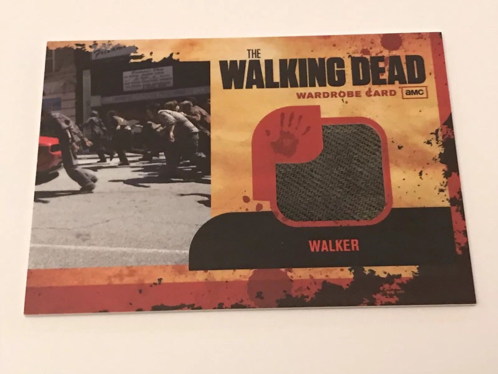 Primary image for Cryptozoic Walking Dead Season 1 Wardrobe Walker M14