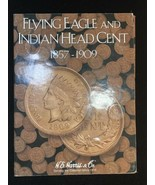 1857-1909 Flying Eagle/Indian Cent Album Complete Includes 1877 G-XF Coi... - $1,300.00