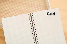 Bullet Journal Notebook Dot Grid Sheets - Standard Pocket Kraft Paper Do... - $14.09