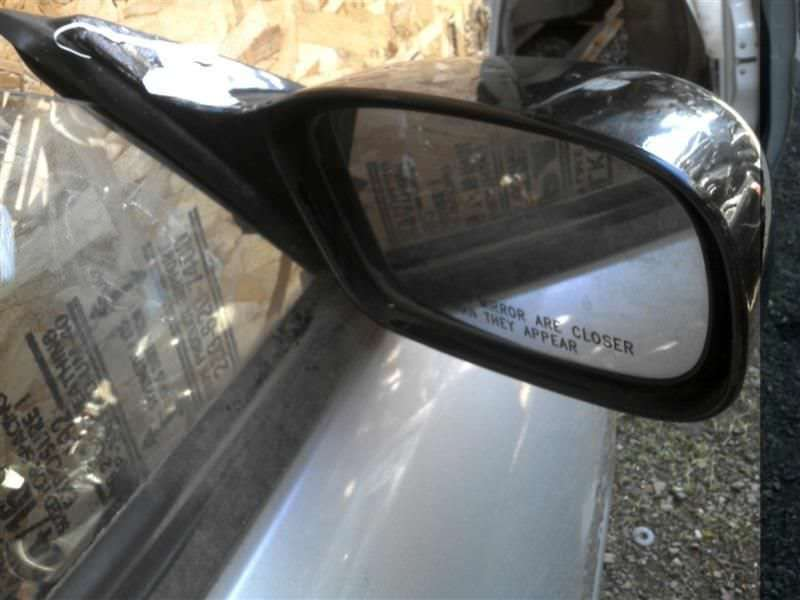 Primary image for PASSENGER RIGHT SIDE VIEW MIRROR POWER FITS 00-05 ECLIPSE 297228