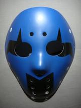 BLUE AND BLACK NINJA HOCKEY HALLOWEEN MASK PVC - $10.37 CAD