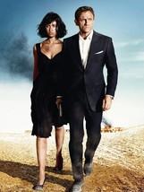 Bond 007 Quantum Craig Kurilenko Movie 32x24 Pr... - $13.95