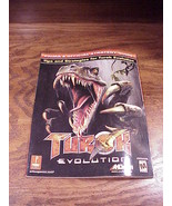 Turok Evolution Prima's Official Strategy Guide Book for the PS2, Xbox, ... - $4.95