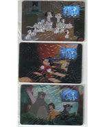 WDCC Movie 3 Phone Cards Sorcerer Mickey - $59.99