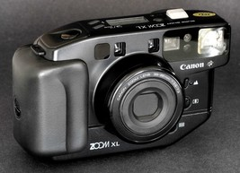 Canon SureShot Zoom XL 35mm Camera w 39-85mm Lens Rangefinder Style Coll... - $39.00