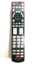 New Genuine OEM Panasonic N2QAYB000774 TV Remote Control - $31.90