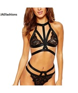 Honeymoon lingerie wedding nite bra and panty sets SEXY Intimate Women U... - $21.99