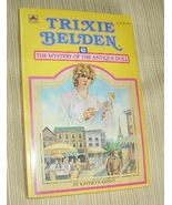 Trixie Belden #36 Antique Doll Golden PB HTF - $75.00