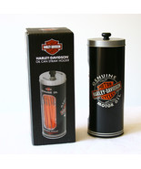 Oil Can Straw Holder Harley-Davidson Oil Can De... - $21.99
