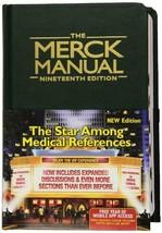 The Merck Manual [Hardcover] Porter, Robert S. - $95.23