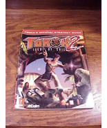 Turok 2 Seeds of Evil Prima's Official Strategy Guide Book for Nintendo ... - $8.95
