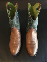 Ariat Kids Heritage Stockman Boot 10011910 Leather Size 5 - $55.00