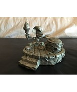 1999 DISNEYANA CONVENTION PEWTER MICKEY MOUSE & THE TREASURE BOX &  NECK... - $86.06