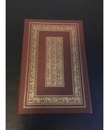EASTON PRESS THE PRINCE NICCOLO MACHIAVELLI LEATHER100 GREATEST BOOKS - $43.49