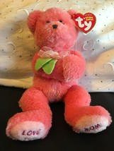 """TY BEANIE BABY DEAR MOM THE BEAR 8"""" NEW WITH TAGS MINT RETIRED 2006 - $8.75"""