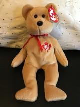 TY BEANIE BABIES TRUE THE BEAR CANADA NWT MINT 2003 - $7.80