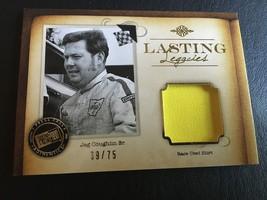 2010 Press Pass Legends Lasting Legacies Jeg Coughlin Sr. Racing Shirt Relic - $3.00