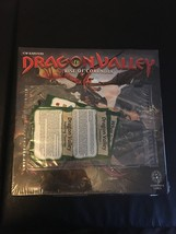 CW KARSTENS DRAGON VALLEY RISE OF CORUNDIA BOARD GAME NEW SEALED 2011 - $54.13