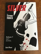 SILVER: VOLUME 1 CURSE OF THE SILVER DRAGON GRAPHIC NOVEL STEPHEN FRANCK NEW TPB - $18.33