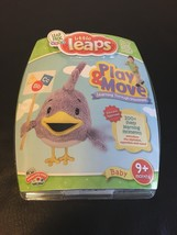 Leap Frog Baby Little Leaps Play & Move Alphabet Opposites & More - $8.75