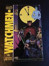 WATCHMEN HARDCOVER DC COMICS GRAPHIC NOVEL MOORE & GIBBONS - $19.30