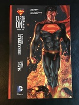 SUPERMAN EARTH ONE VOLUME TWO HARDCOVER GRAPHIC NOVEL J M STRACZYNSKI DC COMICS - $18.33
