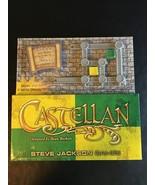 Castellan Castle Building Game Steve Jackson Games - $29.95